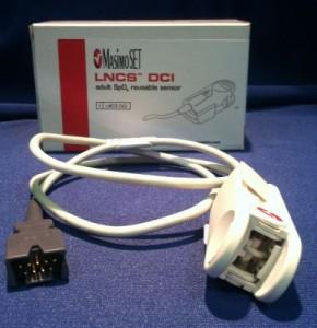 Masimo LNCS DCI Adult finger sensor
