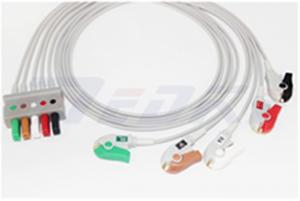 Siemens-Drager ECG hilos conductores 5956490