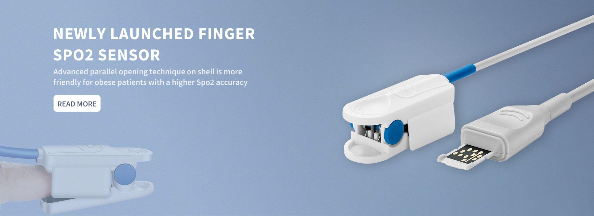 reusable spo2 sensor