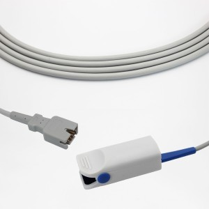 Masimoo 1863/LNCS DCI Compatible Spo2 Senor,3 Foot Cable, P9115A