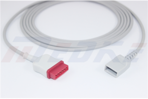GE Marquette IBP Cable To Utah Transducer