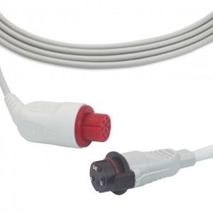 GE ipfi BD Transducer cable IBP Datex-B0206