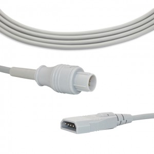 Nihon Kohden IBP Cable To PVB Transducer B0609
