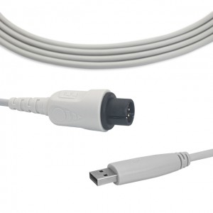 General 6 Pins IBP Adapter Cable To USB Transducer, B0901
