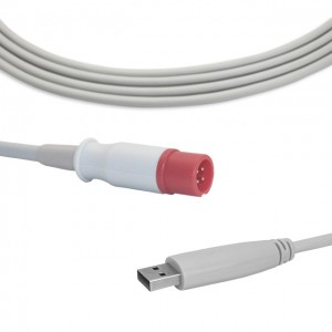 Biolight IBP Cable To USB Transducer B0923