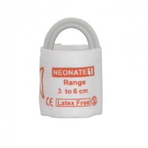 guna Neonate NIBP Cuff, 3.3-5.6cm, Double tiub C0401