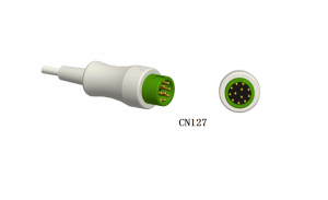Qarshilik bilan Mindray 0010-30-42719 EKG magistral kabel, 5lead, Mana, 12 PIN
