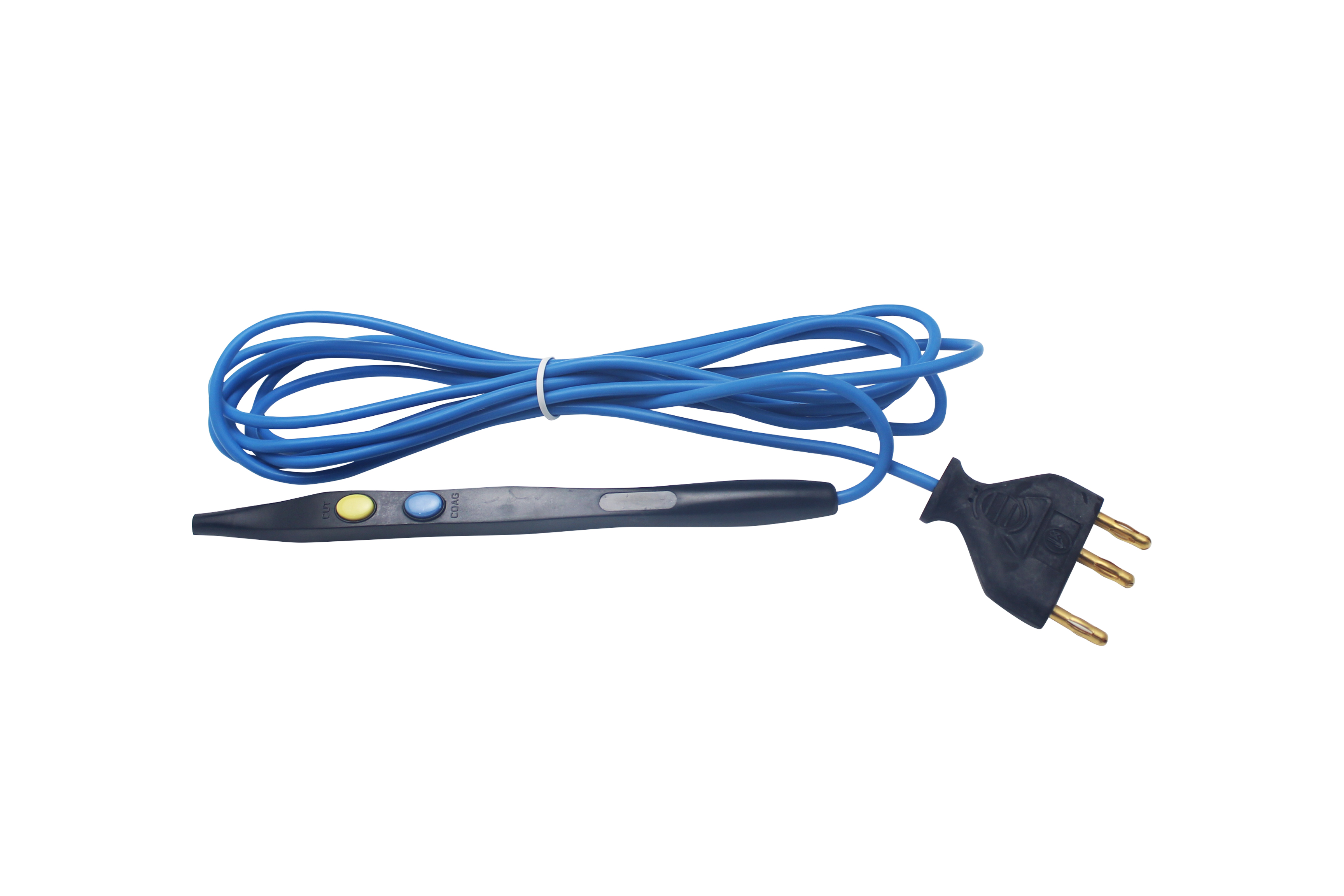 ESU Accessories 3 meter Single Use Reusable Electrosurgical Pencil CP1001B Featured Image