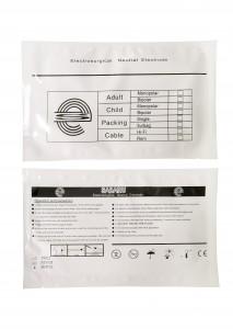 Disposable Adult Bipolar Grounding Pad CP1008