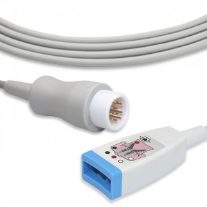 New Philips ECG Trunk Cable, AHA G3124PH