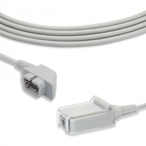 CSI 518DD Compatible Spo2 Extension Cable P0207A