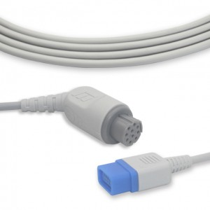 GE Trusignal TS-N3 SpO2 Cable P0210PS