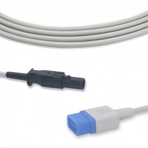 GE Trusignal TS-H3 Compatible SpO2 Cable P0210QS