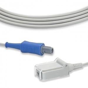 Kontron Spo2 Extension Cable, Use with Nellcor non-oximax sensor P0213A