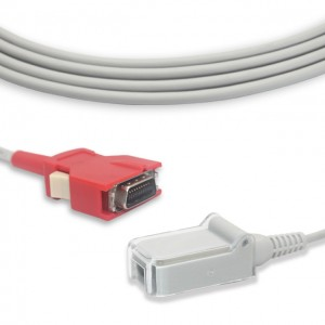 Masim 2059/RED LNC-10 SpO2 Extension Cable P0215G