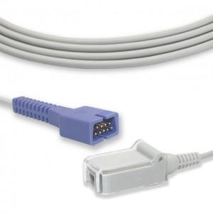 Nellcor SPO2 extensionem cable, uti de non-Nellcor oximax sensorem P0219A