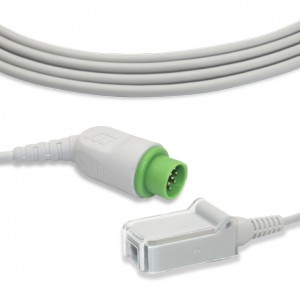 Schiller SpO2 cable de extensión P0226B