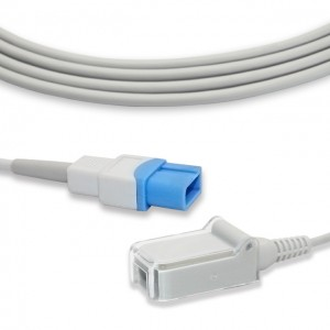 Spacelabs 700-0030-00 SpO2 Adapter Cable P0227A