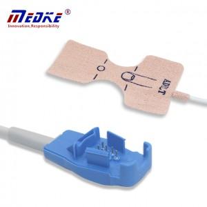 GE-OXYTIP+ Adult Adhesive Tape Disposable Sensor P1310L
