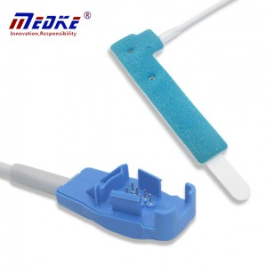 PRU-OXYTIP + Neonate / Adult Non-Adhesive Foam guna Sensor P1810L