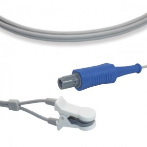 Mindray Digital Ear clip SpO2 Sensor, P3318E-GE