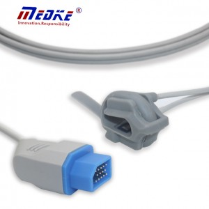 Nihon Kohden Neonate Wrap SpO2 Sensor, 14pins, P5321B