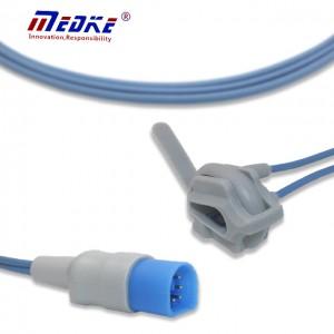 Philips Neonate Wrap SpO2 Sensor P5325A,8 Pins, Compatible M1193A