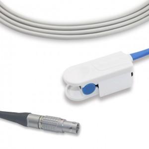 GE-Critikon Lemo 7pin SPO2 Sensor, katugmang Dinamap, P9310A