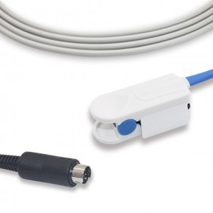MEK Adult Clip SpO2 Sensor P9316C