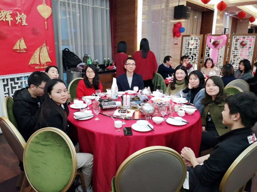 Report on Medke Tec. 10th Anniversary Dinner & the 2019 Annual Meeting of the Spring Festival