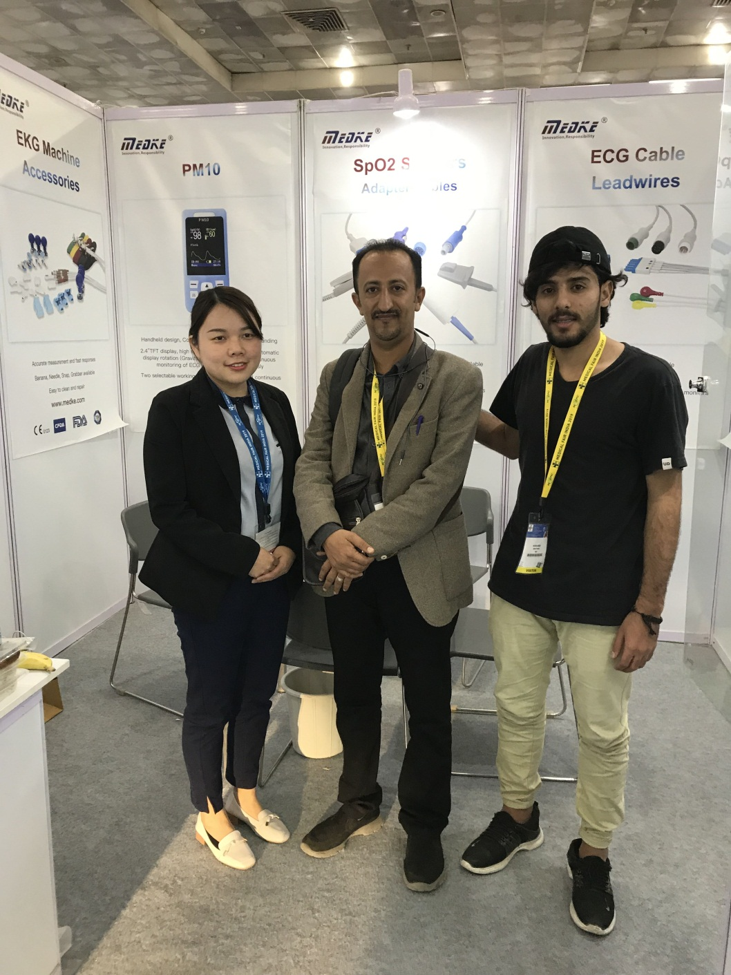 2019 Medical Fair India Ended