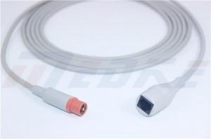 Siemens IBP Cable To Medex/Abbott Transducer