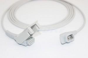 CSI 518DD Compatible Spo2 Extension Cable