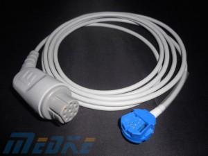 Datex-Ohmeda SpO2 Cable Compatible OXY-SL3