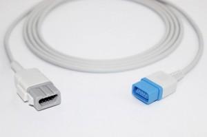 GE Trusignal SpO2 Cable P0210MT
