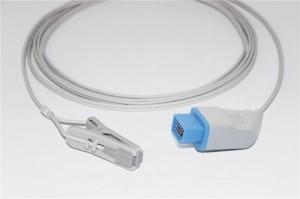 Nihon Kohden Veterinary Ear Clip SpO2 Sensor