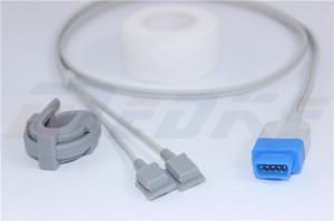 GE Trusignal Multi-Y Spo2 Sensor TS-SE-3