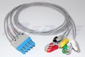 Philips 5 Lead ECG Leadwire M1971A