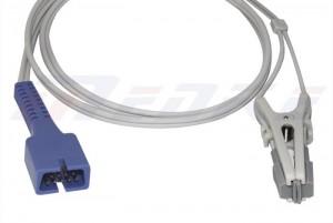 Nellcor DS-100A Vet Clip Sensor, Oximax