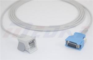 Nihon Kohden OPV 1500/1500K Pediatric Finger Clip SpO2 Sensor, 14pins