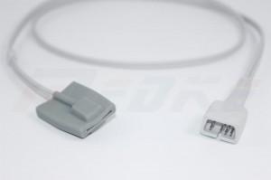 Solaris/New Tech SpO2 Sensor, Digital, Pediatric Soft Tip Type