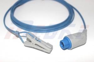 Philips Milfeddygol Clip SpO2 Sensor, 12pins